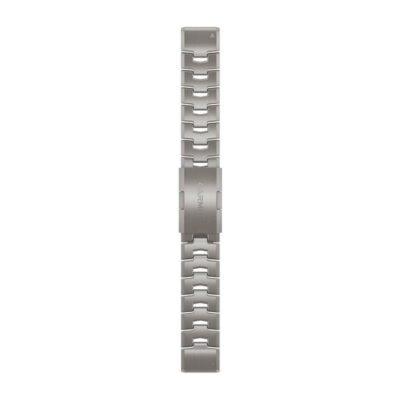 Garmin bracciale orologio QuickFit 22 mm in titanio traspirante 010-12863-08
