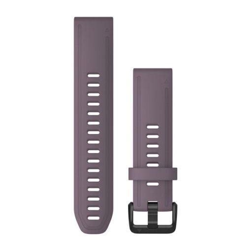 Garmin Cinturino per orologio QuickFit 20 mm Silicone Viola Fenix 6s 010-12871-00