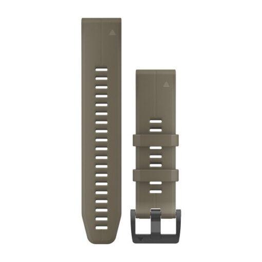 Garmin cinturino orologio QuickFit 22 mm silicone verdone 010-12740-05