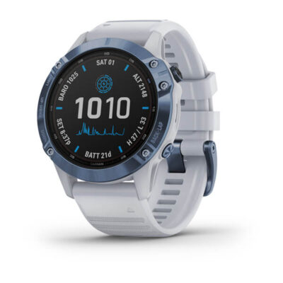 Garmin, orologio Garmin, Fenix 6 Pro Solar, Garmin Torino