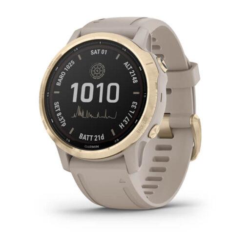 Garmin, orologio Garmin, Fenix 6S Pro Solar, Garmin Torino