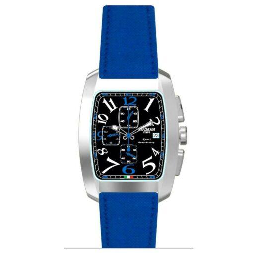 Orologio Cronografo Locman Sport Anniversary acciaio e alluminio