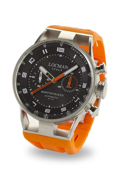 Cronografo Locman Uomo 0514V04-00BKOSIO