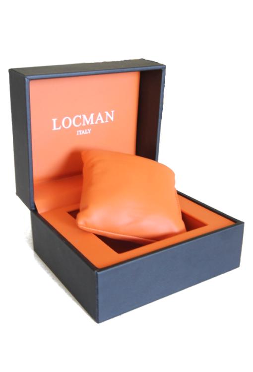 Orologio uomo Locman montecristo solo tempo automatico