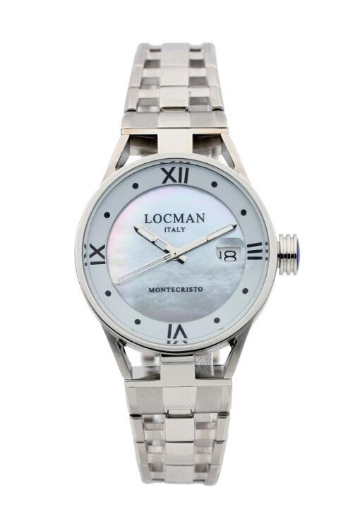 Orologio donna Locman Montecristo Solo Tempo Lady in acciaio e titanio - 0521V02-00MA00B0