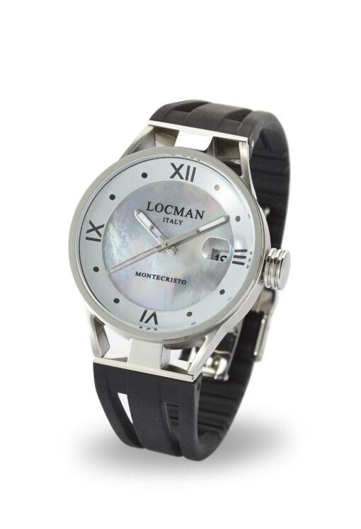 Locman orologio donna Montecristo Solo Tempo al Quarzo Lady - 0520V02-00MA00SK