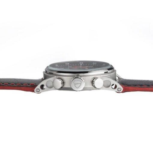 Orologio ducati crono acciaio D105A01S-00BKRPKR - bussoleno - rivenditore locman - provincia di torino - locman - offerta - ducati - ducati moto -passione moto