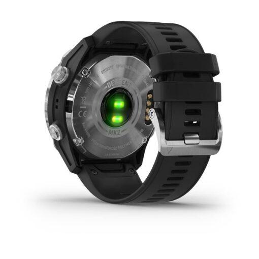 Orologio subacqueo Descent™ Mk2 in acciaio inossidabile con cinturino nero in offerta