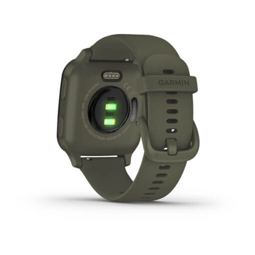 Novità Garmin Smartwatch Venu® Sq - Music Edition Slate Moss 010-02426-13