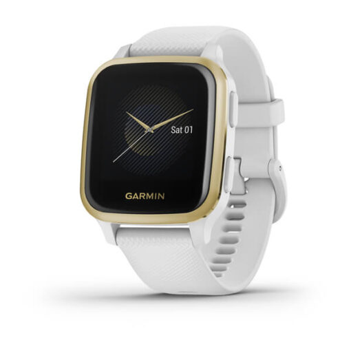 Garmin Venu® Sq White Light Gold 010-02427-11