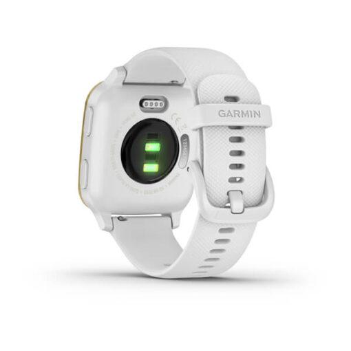 Offerta Garmin smartwatch Venu® Sq White Light Gold 010-02427-11