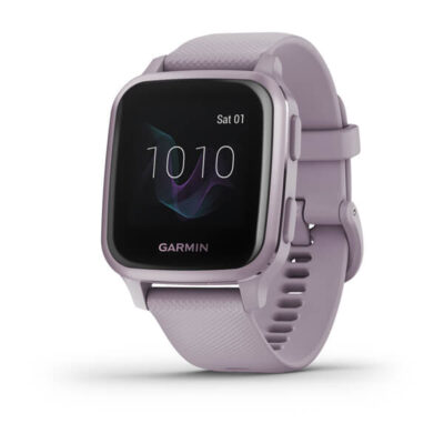 Smartwatch Garmin GPS Venu® Sq Orchid Metallic 010-02427-12