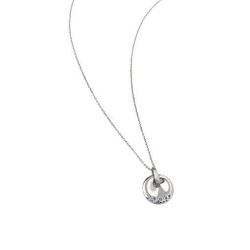 Collana Donna Breil TJ2629 Illusion in acciaio e cristalli