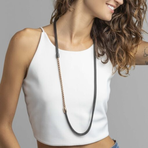 Idea regalo donna Breil collana Magnetica System Soft XL