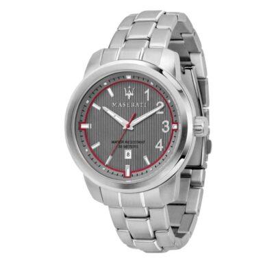 Orologi uomo Maserati Royale Solo Tempo R8853137002 grigio