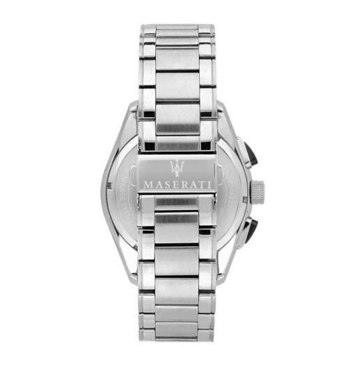 Offerta Cronografo Maserati Uomo, collezione Traguardo, in acciaio e nero R8873612015