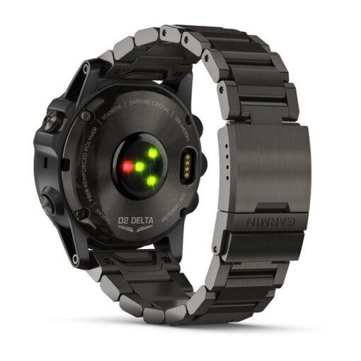 Offerta Garmin orologio D2 Delta PX 010-01989-31 Titanio