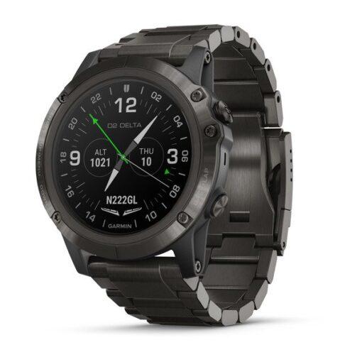 Garmin orologio uomo sportivo D2 Delta PX Titanium 010-01989-31