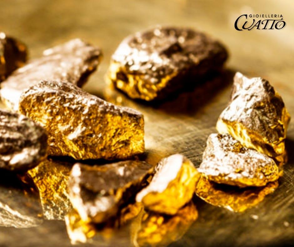 Compro Oro Bussoleno: valutazione oro e argento