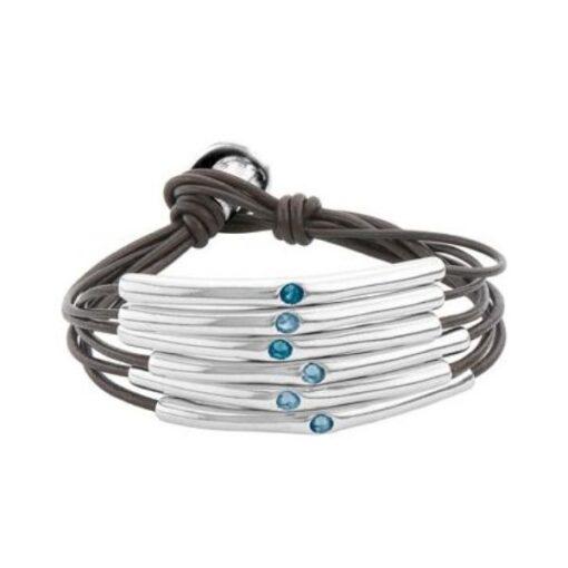 Happy blue - bracciale - 1de50 - UNOde50 - cuatto gioielleria - bussoleno - provincia di torino - gioielli