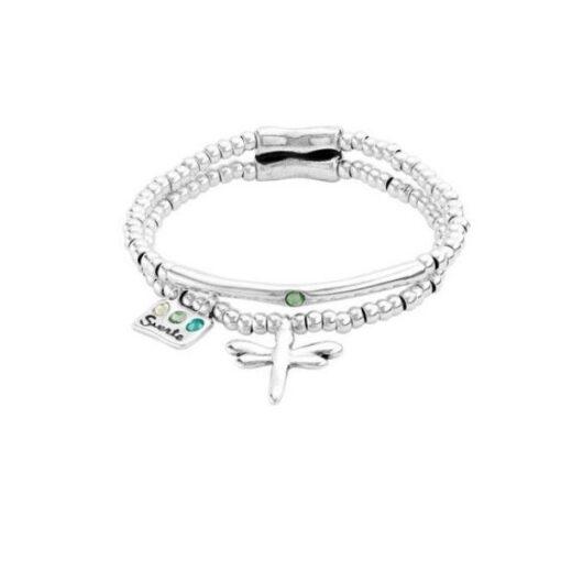 LUCKY GO HAPPY - bracciale - 1de50 - UNOde50 - cuatto gioielleria - bussoleno - provincia di torino - gioielli