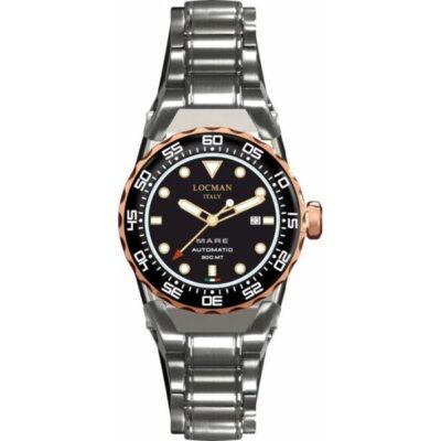 Orologio Locman - modello Mare- offerta - sconto - orologio di classe - orologio da immersione - locman - gioelleria cuatto - bussoleno - provincia di Torino